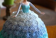 Frozen birthday / Emma turns 5 and want a Frozen themed party