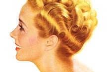 Hairstyles: vintage