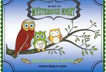 September 2015: Mysterious Night