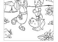Coloring pages / by Kelley Young