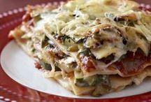 pâtes et lasagnes