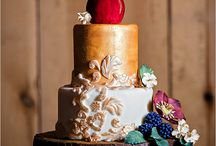 Wedding Cakes / Beautiful and quirky wedding cakes..