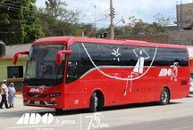 Autobuses ADO / Las fotos de los autobuses ADO que son compartidas por ti, serán publicadas aquí.