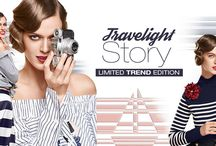 CATRICE - Limited Edition Travelight Story / Cruise Collections by renowned designers combine maritime elements with the trends of the 50s. With the Limited Edition Travelight Story by CATRICE, which will be available in July 2017, travel-sized products are sure to awaken a longing for a carefree holiday atmosphere and a desire to explore the world. Sun bathing on white, sandy beaches, swimming in glistening, turquoise water – the travel bug is here!