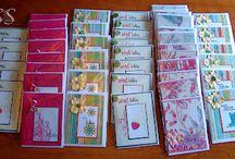 Yvonne Montecalvo cards,pins