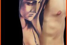 tatuagem realismo braço