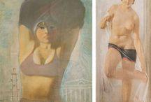 Самохвалов / Творчество советского художника Александра Самохвалова