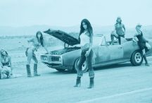 Hot Girls - Hot Cars