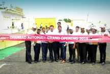Sameer Malhotra at Dhanbad / Shriram Automall achieves its benchmark by inaugurating its 60th Automall in Dhanbad.