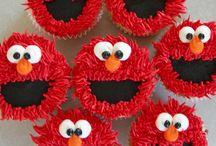 Virtue's Elmo Party
