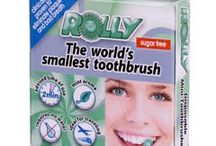 We Promote: Rolly Brush / The Worlds smallest Toothbrush for on the go! Visit http://www.rollybrush.co.uk/