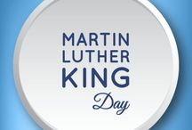 Martin Luther King Day Cards