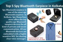 Spy Earpiece in Kolkata