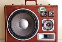 Suitcase Speaker