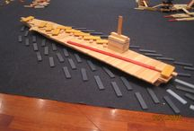 """KAPLA Ships and Boats / Build whatever """"floats your boat"""" with KAPLA building blocks"""