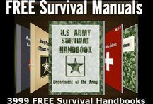 survival books and downloads