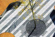 Landscape pavement