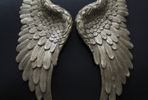Angel Wings / This board contains lots of pretty images of Angel Wings