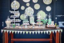 Party Ideas / by Priscilla Cruz