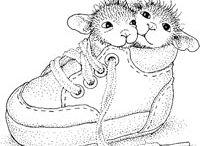 Digis: Mäuse und Katzen