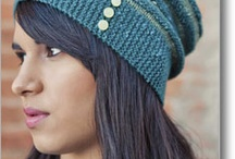 Knitted Hats / by Sue Sheffer