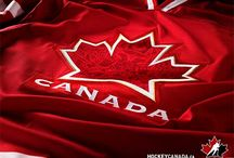 Puck: Canada  / Our game. 🍁 / by Kat Law