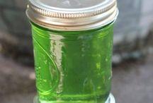 Mint jelly !!!