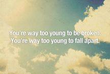 Quotes / by Caitlyn Shenkosky