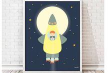 VIDEOS - NURSERY -KIDS / Little videos of my illustrations