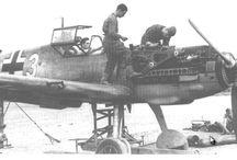 german aircraft WW 2 - photos