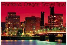 Portland, OR / by Tianna @ alittlebitme