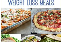 weight loss meals and plans