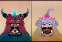 ilustras fun / by Felipe Soares