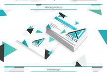 Branding, webdesign works
