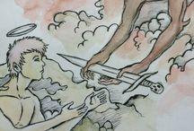 My artwork / Semi realistic artworks