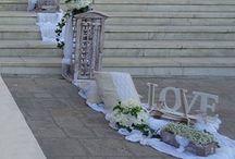 Στολισμός γάμου / Μοναδικοί στολισμοί γάμου