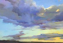 Art / Skies