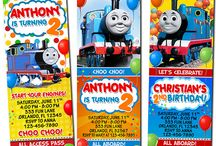 Thomas & Friends Party