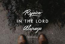 Rejoice - 2016 Word