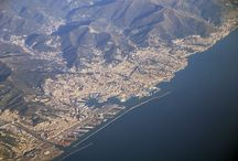 A mae Zena / Genoa, Italy. A town among others.