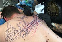 Moonshine Tattoo