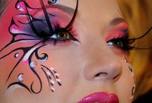 Painted Faces  / by Elyse Freeborn