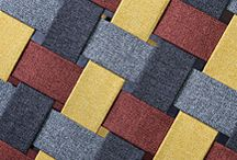 Medley – simplicity with blended shades / Medley; fabric; design; inspiration; office; furniture design inspiration; home
