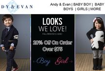 Andy & Evan Coupon Codes / Andy & Evan is a US based store that features high quality garments with more than thousands of retail outlets and well-known brands. Andy & Evan has won many of the prestigious awards and has been trusted by many of the dads and moms all around the world. For Andy & Even coupon codes visit: http://www.couponcutcode.com/stores/andyevan/
