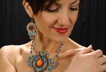Martha Mollichella Handmade Jewelry ETSY SHOP / https://www.etsy.com/it/shop/MarthaMollichella?ref=l2-shopheader-name
