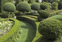 Public gardens designs