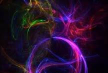 Knoeien met kleuren