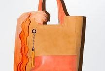 Leather Hand Bags and Accessoires / ALETTI Italian Leather Handbags and Accessoires: