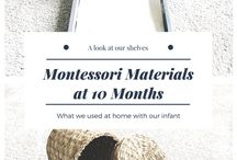 Montessori 6-12 months