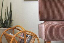 KH/Inspiration: Vintage Rattan Accessories